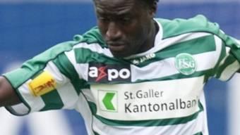Pa Modou schoss St. Gallen noch zum Sieg