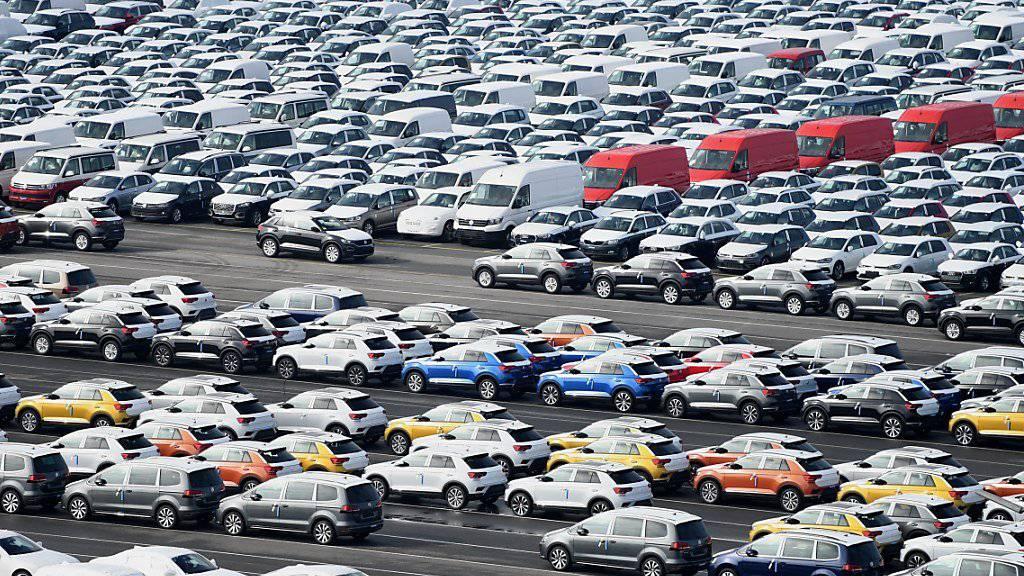 Volkswagen bleibt auf Kurs