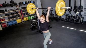 CrossFit-Athletin Alessia Wälchli, Weltmeisterschaften in Madison (USA)