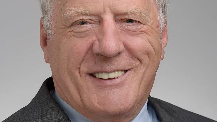 Peter Steiner, persönlicher Mitarbeiter von Regierungsrat Fabian Peter.