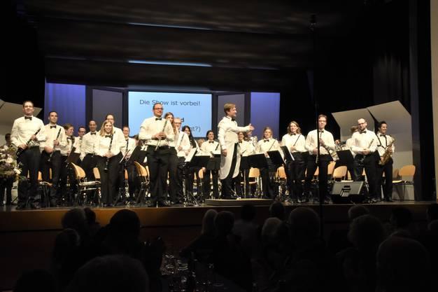Die Stadtmusik Bremgarten hat am Freitagabend im Casino das Publikum mit einer musikalischen Weltreise begeistert.