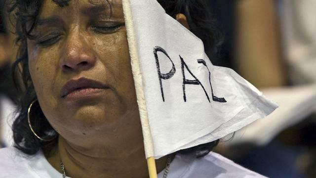 Die Bevölkerung leidet: Protest gegen die Gewalt in Mexiko (Symbolbild)