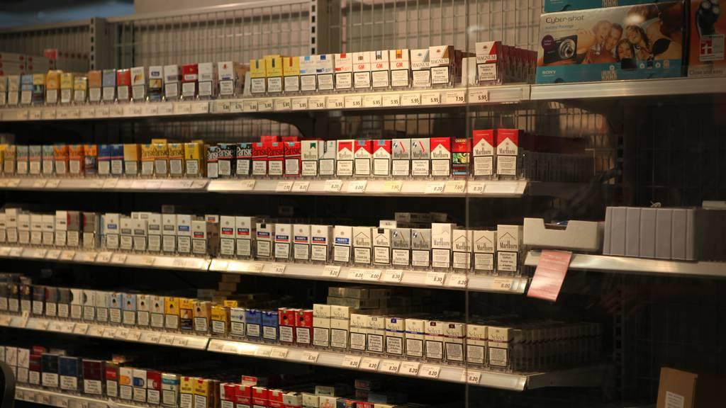 Schweizer wollen keine Tabakwerbung mehr