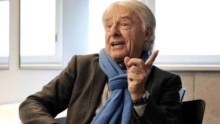 Emil Steinberger: «Ich mache kein politisches Kabarett, sondern eines, das den Menschen trifft, der die Politik bestimmt.»