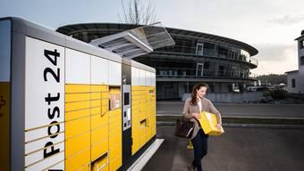 Vor dem Migros Langendorf soll ein Paketautomat aufgestellt werden