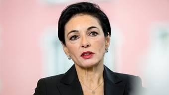 Marianne Binder ist die Präsidentin der CVP Aargau.