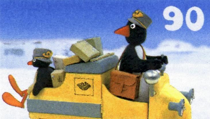 Wussten Sie, dass auch die Kultserie «Pingu« mit Stop-Motion gedreht wurde? Allerdings verwendete man hier Knetmasse anstelle von Legosteinen.
