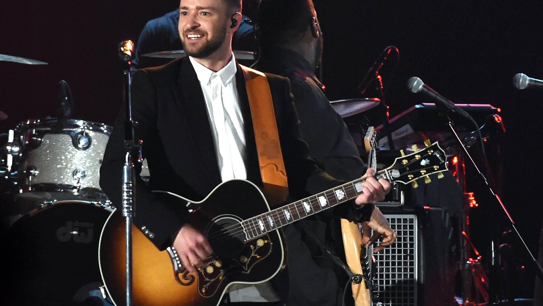 Die Fans von Justin Timberlake warten schon sehnsüchtig auf ein neues Album.