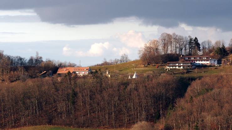 Das Kinderheim Christhof liegt auf dem Hauenstein in Wisen.