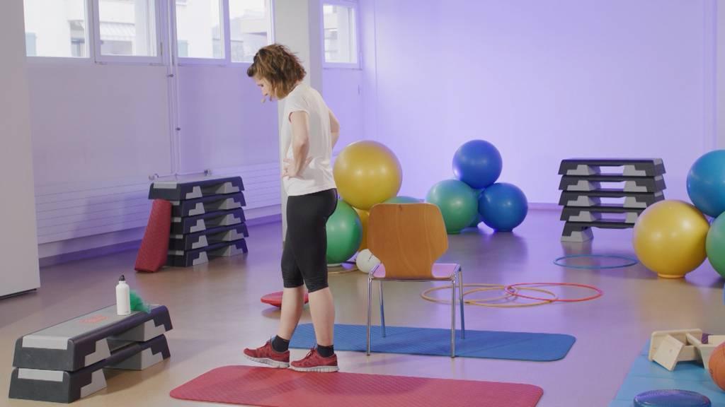 «Gymnastik im Wohnzimmer» vom 14. Juni 2021