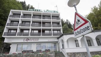 Asylsuchende werden nicht das Hotel Löwen in Seelisberg beziehen.