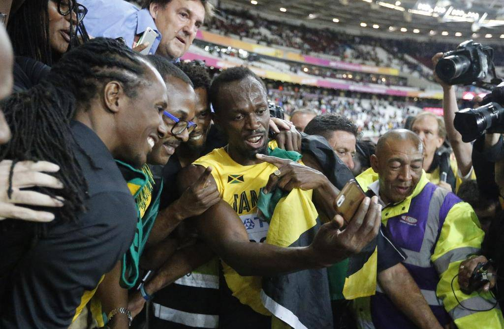 Usain Bolt beendet Karriere (© KEYSTONE/AP/EPA)