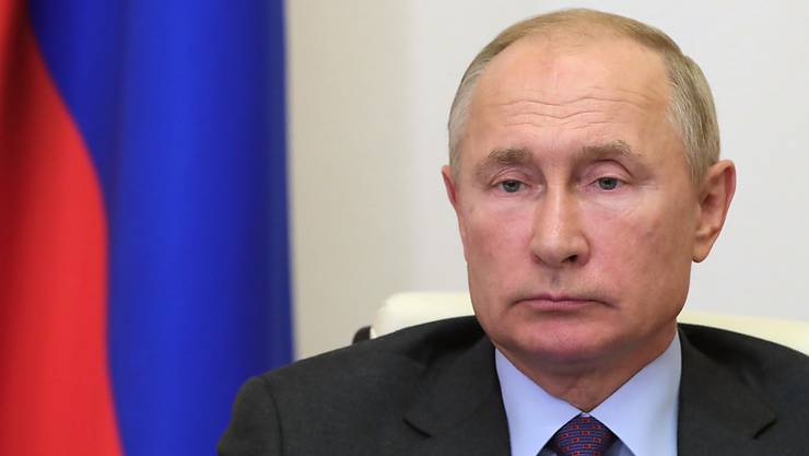 Wladimir Putin, Präsident von Russland. Foto: Mikhail Klimentyev/Pool Sputnik Kremlin/AP/dpa
