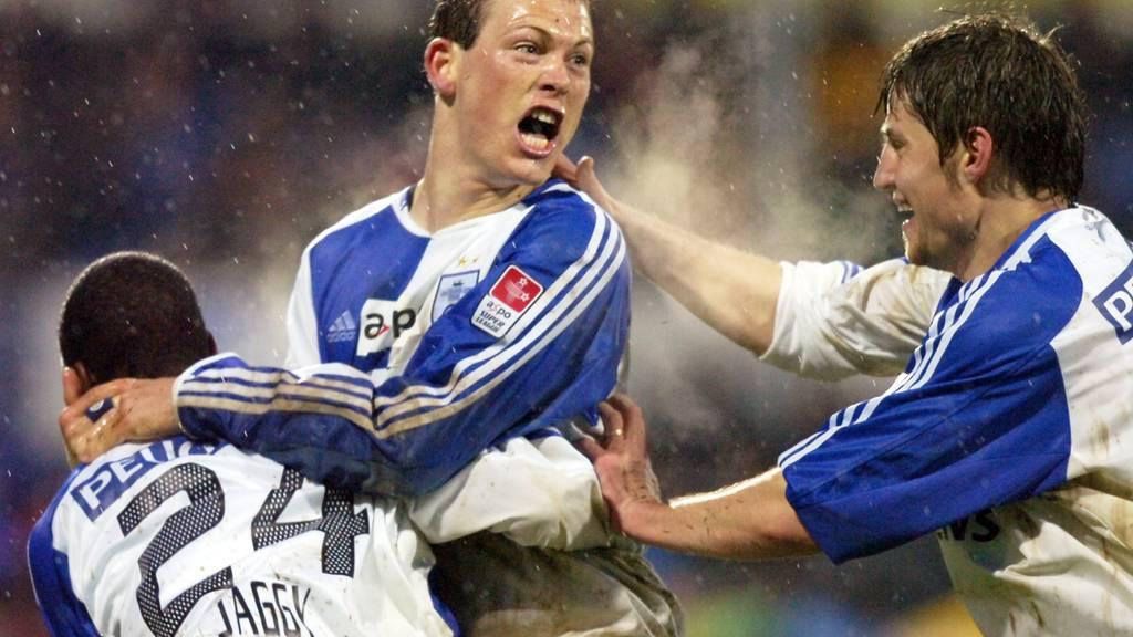 Stephan Lichtsteiner beendet seine Fussball-Karriere