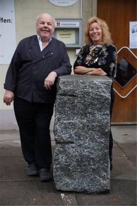 Paul und Sonja Baumann haben das als Trucker-Treff weitherum bekannte Wirtshaus 32 Jahre lang geführt.