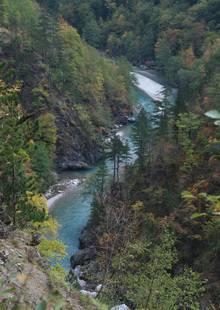 Die Tara-Schlucht ist die tiefste in ganz Europa.