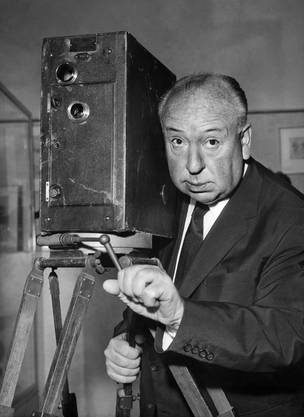 Alfred Hitchcock (1899 - 1980)