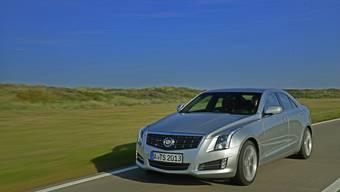 Der ATS soll Cadillac in Europa auf die Erfolgsspur bringen.