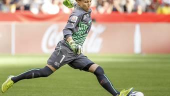 Gaëlle Thalmann verlässt den FC Basel bereits wieder