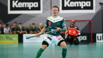 Siegestor und 3 Assists: Tatu Väänänen war einer der wenigen SVWE-Akteure, der sein Niveau erreichen wollte.
