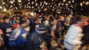Am Basler Stadtlauf 2012 gab es einen Teilnehmerrekord.