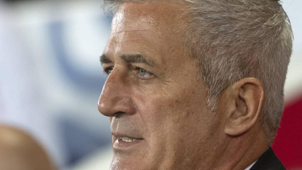 Vladimir Petkovic äussert sich zu taktischen Varianten
