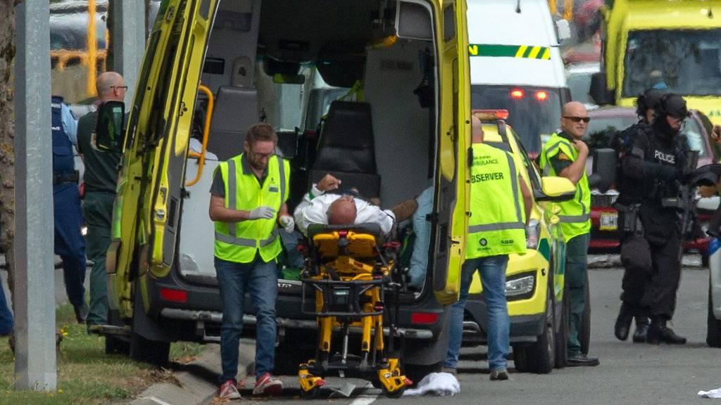 Moschee-Attentäter erscheint vor Gericht