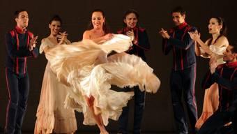 Auch Flamenco steht auf der UNESCO-Liste des immateriellen Weltkulturerbes (Archiv)