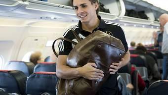 Kay Voser fliegt zurück in die Schweiz - zum FC Sion