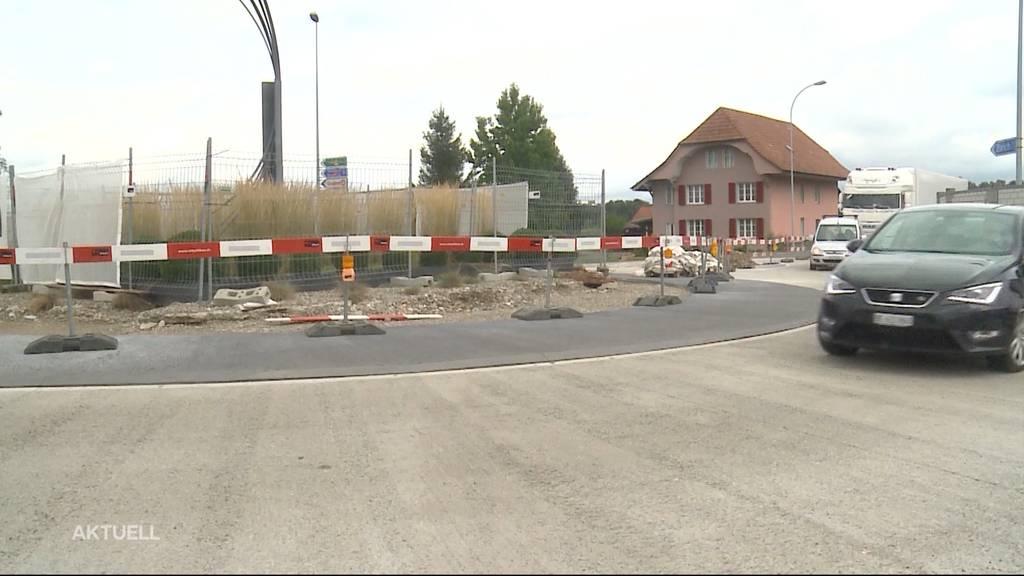 Baupfusch-Kreisel in Herzogenbuchsee