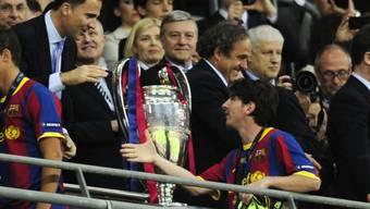 Viel Geld ging an Messi und seine Teamkollegen