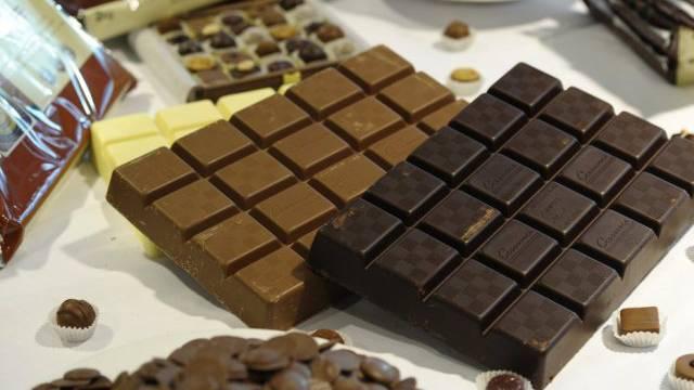 Beim Schokoladenproduzenten Barry Callebaut laufen die Geschäfte