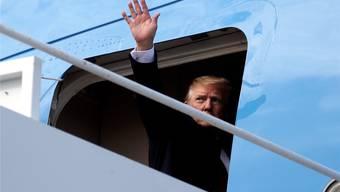 US-Präsident Donald Trump hat die «Russland-Untersuchung» überstanden. Carolyn Kaster/AP/Key