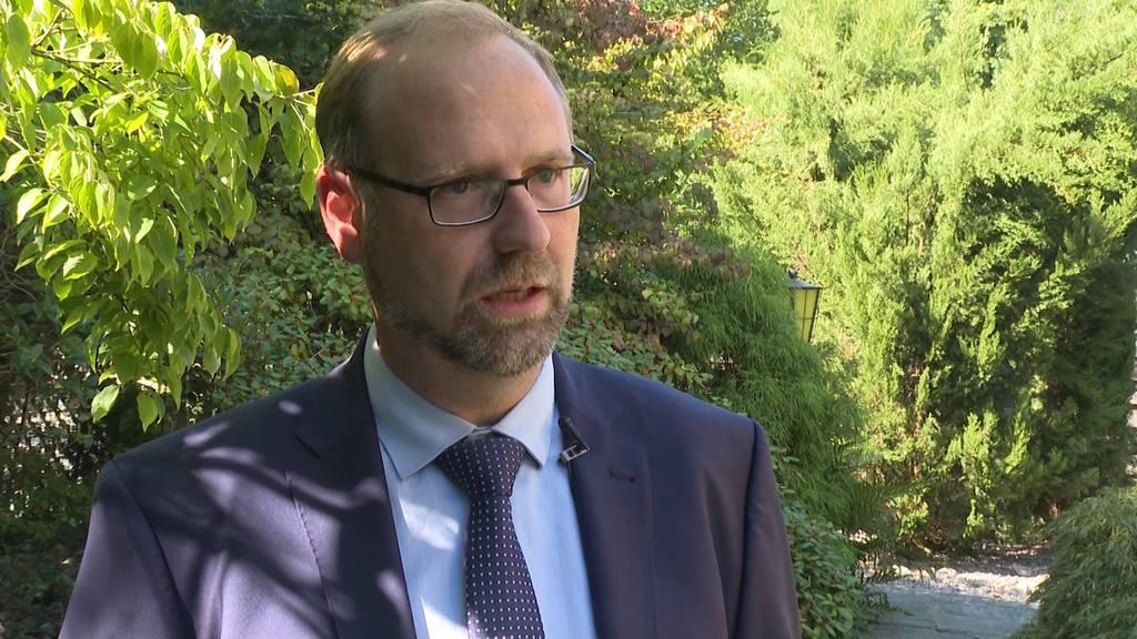 Staatsanwalt Simon Burger äussert sich zum Streit mit den Angestellten und zur Anzeige gegen ihn