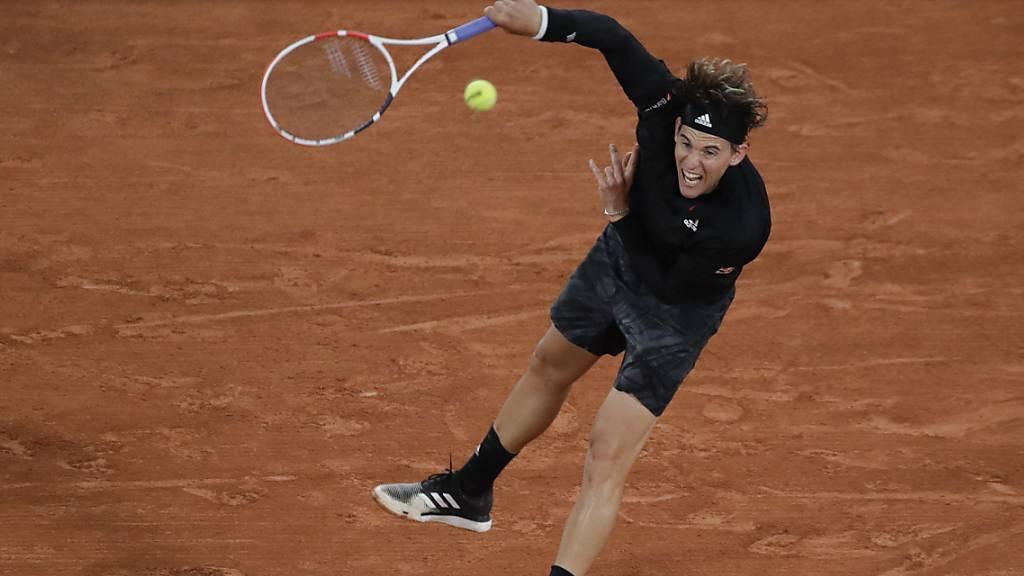 Nadal, Thiem und Serena Williams souverän in Runde 2