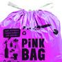 Für Fr. 19.50 erhält man drei «Pink Bags» im Monat. Diese dürfen mit 21 verschiedenen Wertstoffen gefüllt werden.