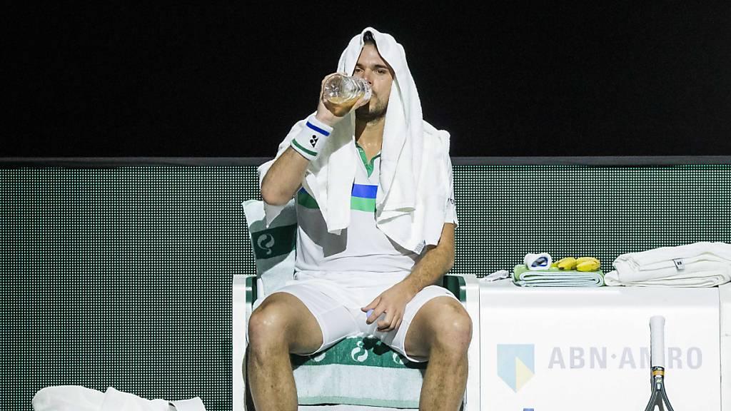 Wawrinka auch nicht am US Open