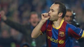 "Iniesta verpasst ""Clasico"" im Rahmen der Champions League"
