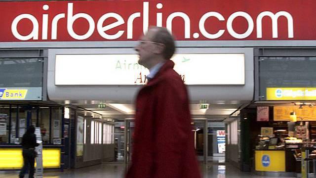 Zusammenarbeit von Air Berlin und TUI