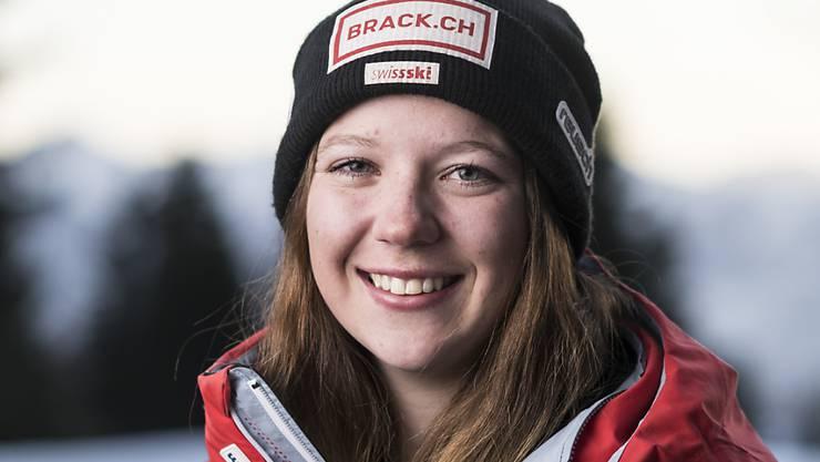 Juliana Suter holte an den Junioren-Weltmeisterschaften im Val di Fassa die dritte Goldmedaille für die Schweiz