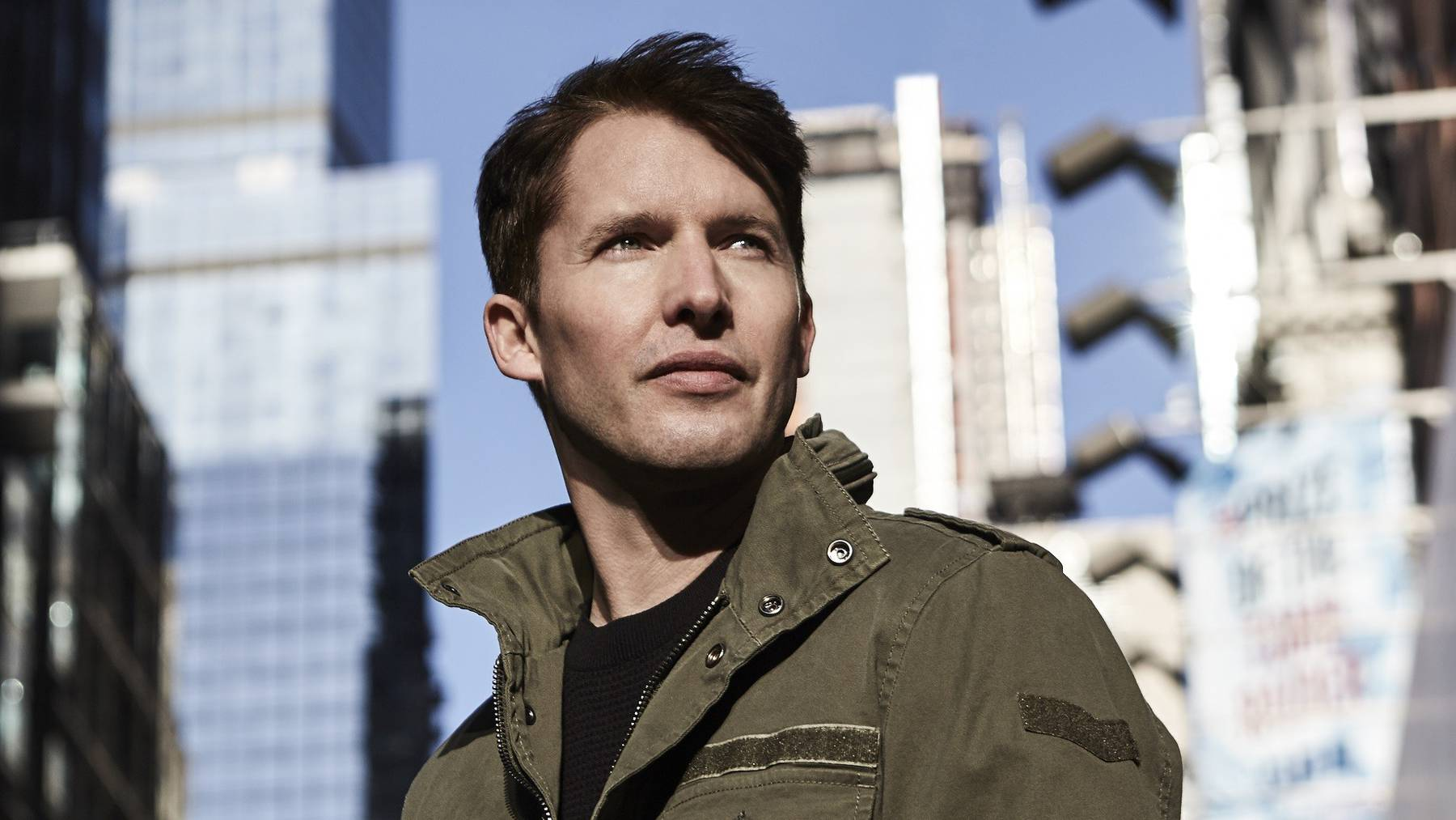 Beautiful! James Blunt kommt nach Zürich