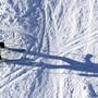 Die Anzahl der Ski-Unfälle, die der Suva gemeldet wurden, hat kantonweit zugenommen. (Symbolbild)