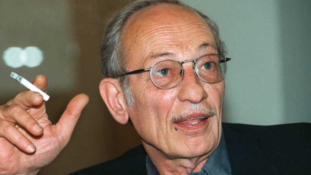 Tessiner Architekt Luigi Snozzi mit 88 Jahren gestorben