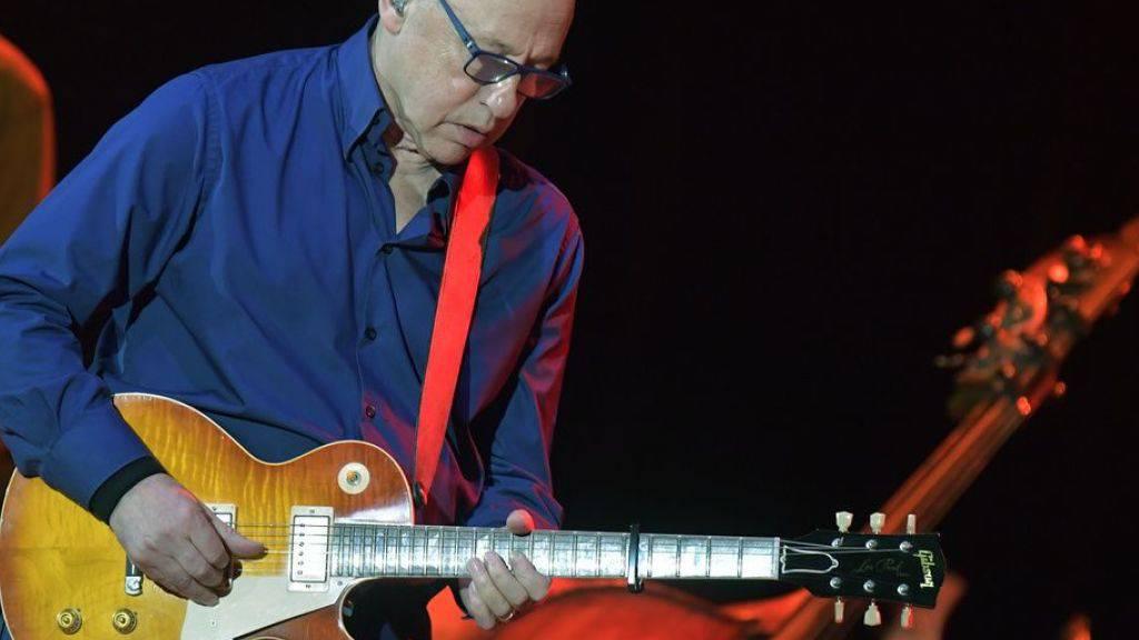 Mark Knopfler feiert den 70. Geburtstag
