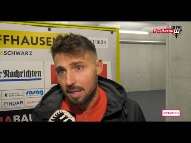 FC Schaffhausen - FC Aarau 4:1 (28.10.2017, Stimmen zum Spiel)