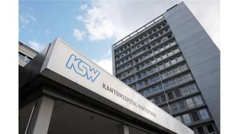 Geht es nach Mehrheit der vorberatenden Kommission, soll das KSW privatisiert werden. Keystone