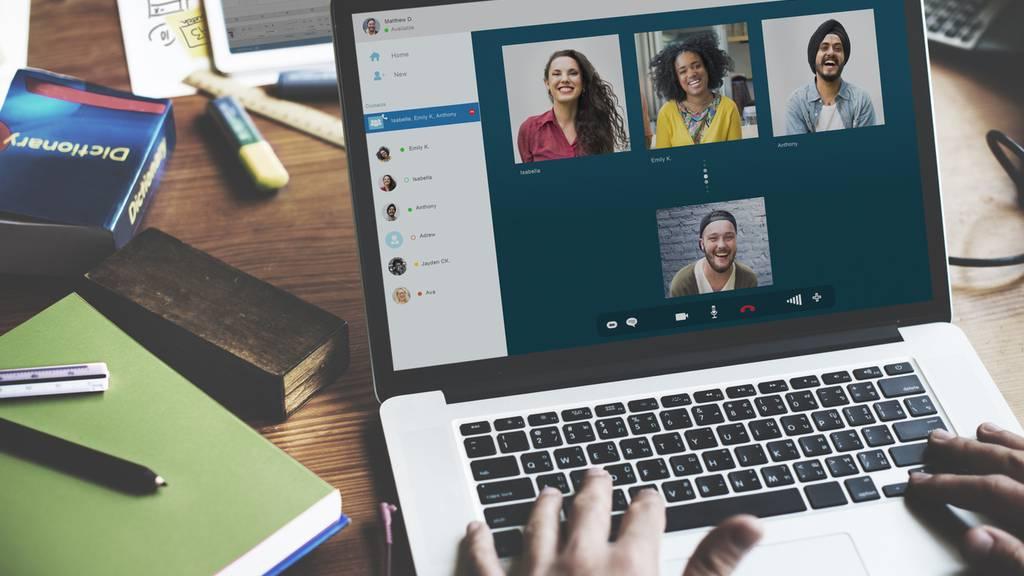 Fünf Video-Chat-Apps und ihre speziellen Funktionen