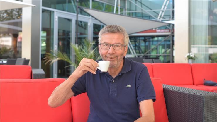 Der 74-jährige Daniel Preisig ist pensionierter Hausarzt. Der frühere Präsident der kantonalen Ärztegesellschaft gehörte 2016 zu den Mitbegründern des Vereins Sterbehospiz Solothurn und ist heute im Vorstand. Der Verein hat mittlerweile bereits 150 Mitglieder.