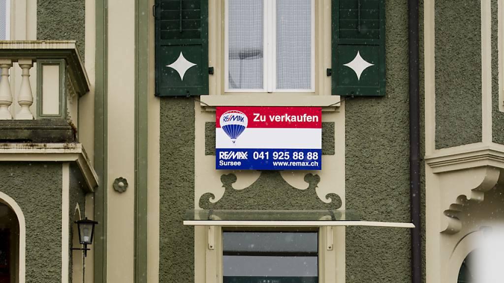 Hypothekarmarkt bleibt fest in der Hand der Banken