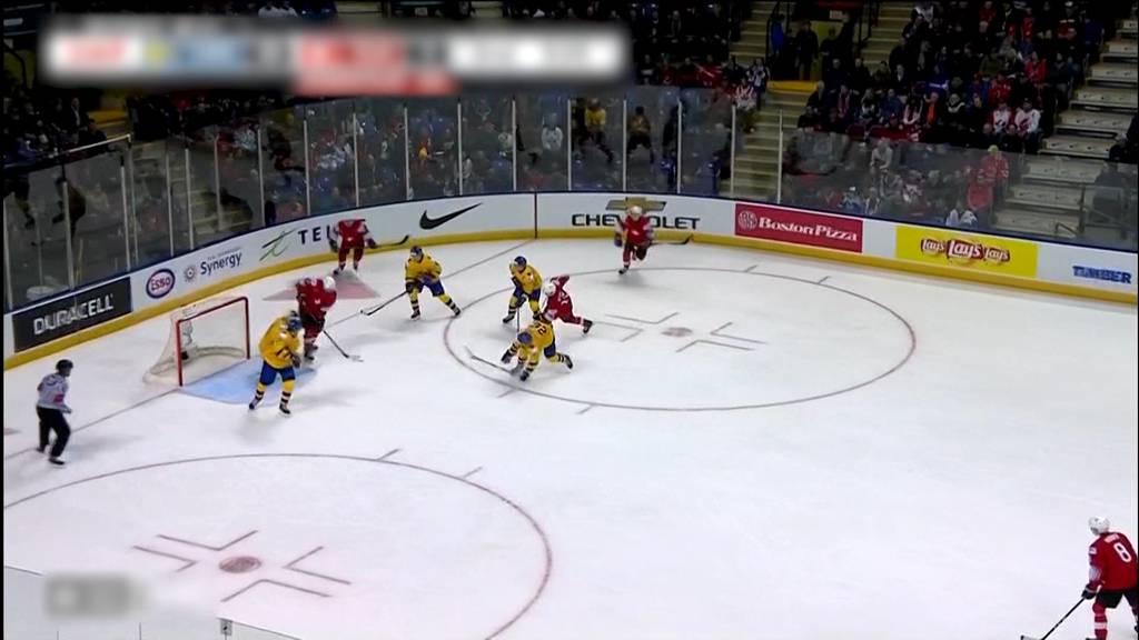Der Langenthaler Hockey-Held Luca Wyss